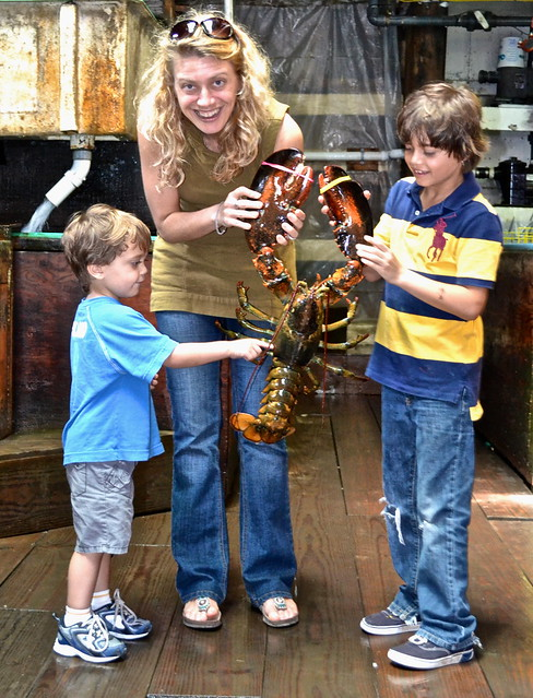Newport Rhode Island with kids