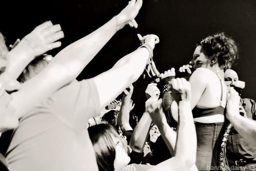 Amanda Palmer @ The Roundhouse, Camden, 12/7/13