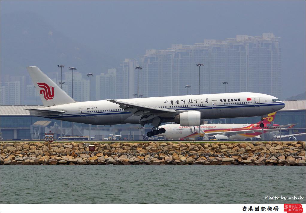 Air China B-2067-002
