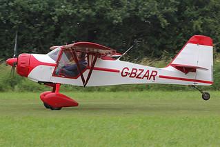 G-BZAR