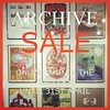 Massive archive sale at Richard Goodall Gallery on now