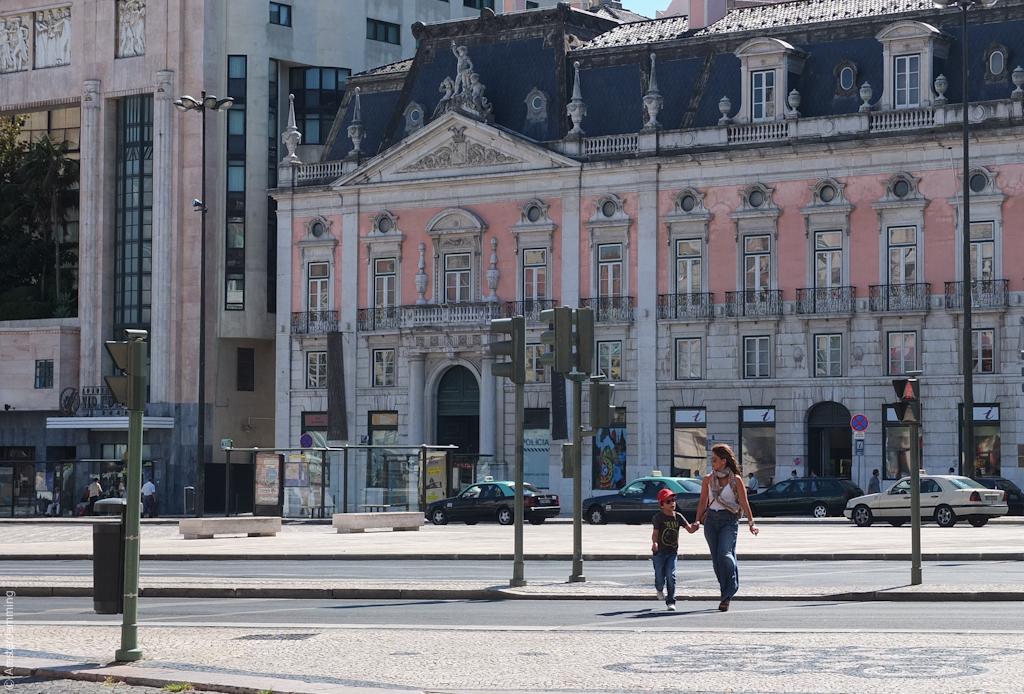 Lisbon, Praça dos Restauradores