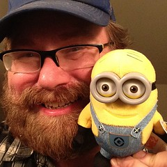 Smallest Plush Minion Toy from Despicable Me 2 Available! From Mike Mozart's Toy Collection! I'll review all my MINION TOYS Soon and post on http://www.youtube.com/TheToyChannel