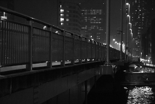 night bridge  EOS 70D