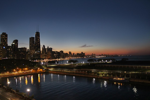 Relax, Refresh, Rediscover Chicago!
