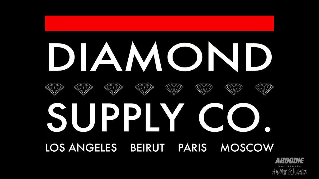Diamond Supply Co Banner Wallpaper