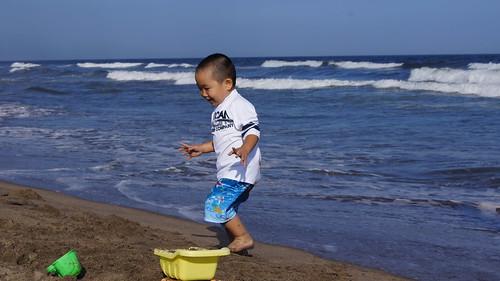 at hasunuma beach