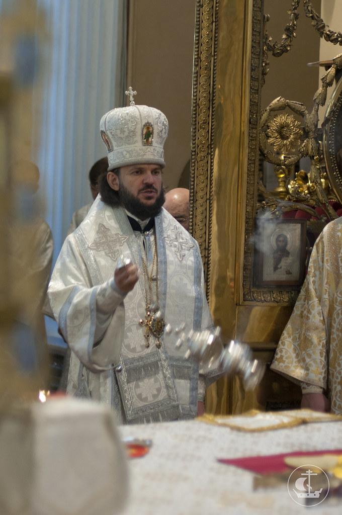 5 сентября 2013, Памятные мероприятия, посвященные годовщине со дня смерти митрополита Никодима (Ротова)