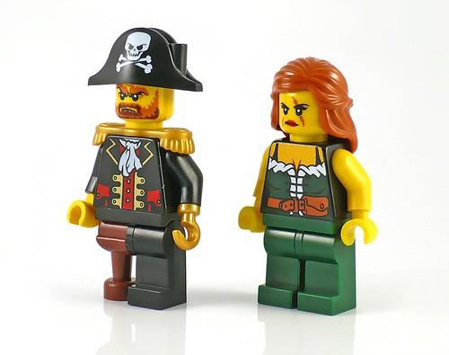 LEGO 850839 Classic Pirate Set 12