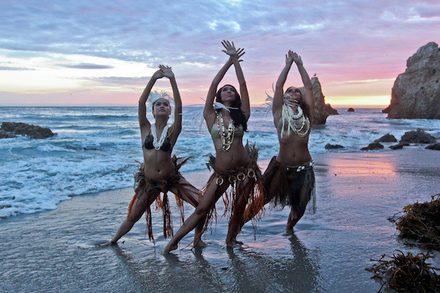 Tahitian Dancers - Los Angeles