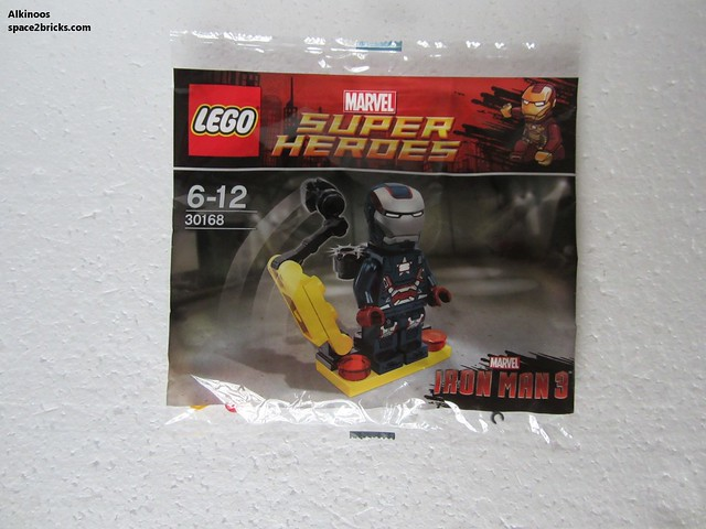 Lego Super Heroes 30168 p1