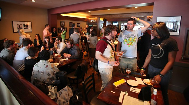Philadelphia Science Fair Wrap Party 072