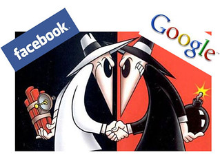 Google spy vs Facebook spy