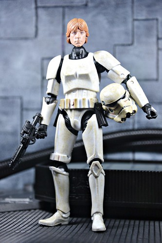Sandtrooper Luke