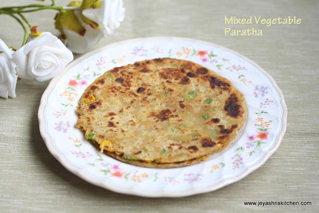 mixed-veg-paratha