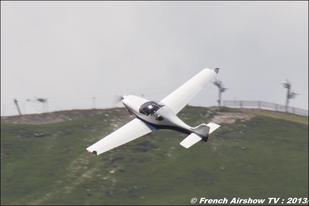 Dynamic WT9 Turbo F-WBYL , Meribel Air Show 2013