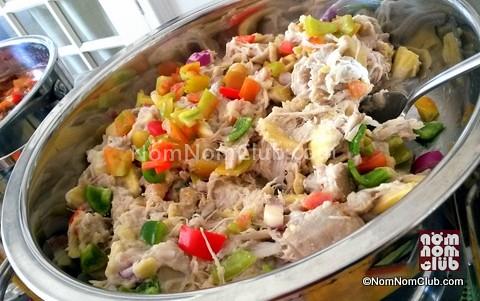 Kilawin Salad