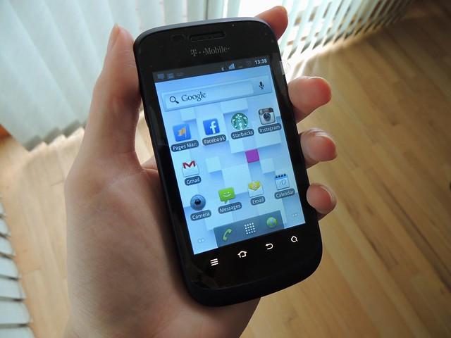 #familymobilesaves #cbias #shop T-Mobile Concord smartphone