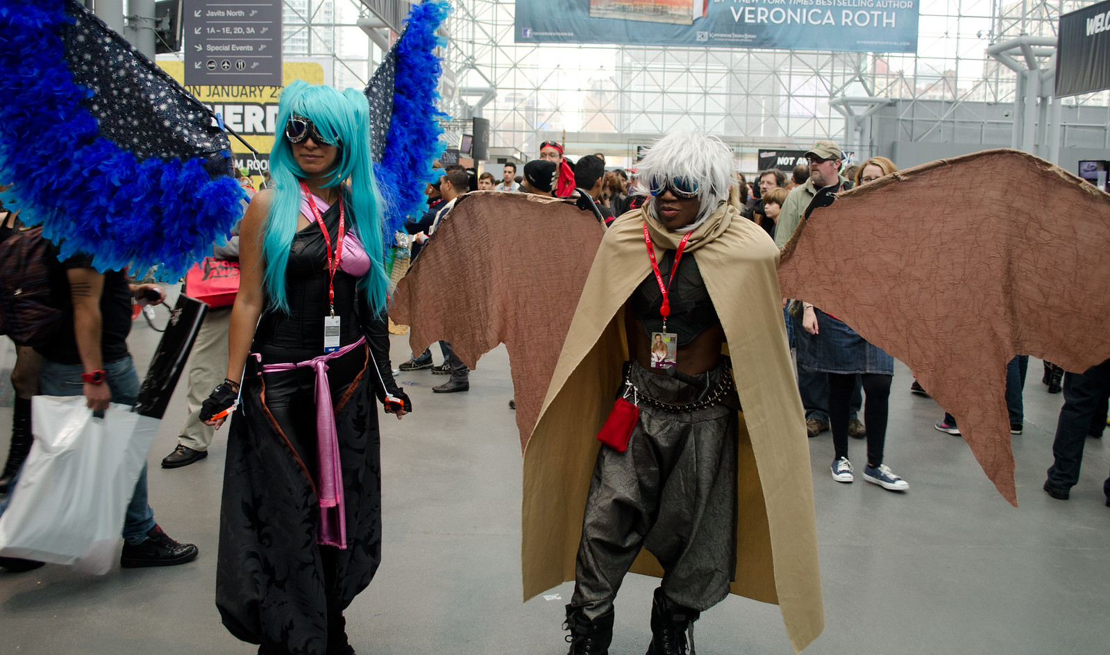 NYCC Cosplay 2013