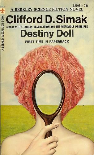 Destiny Doll - Clifford D. Simak