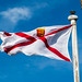 The Jersey Flag by david.nikonvscanon