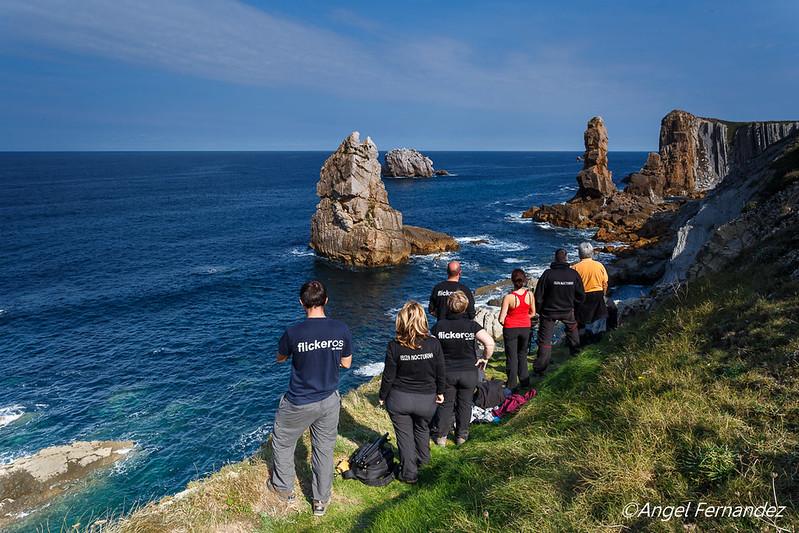 Flickeros de Ibiza en Cantabria