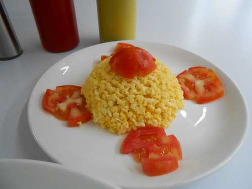 Mutta Chikkiyathu (Scrambled Eggs)