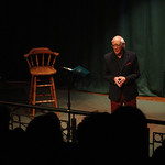 Roger McGough at the Dylan Thomas Festival (26.10.13)