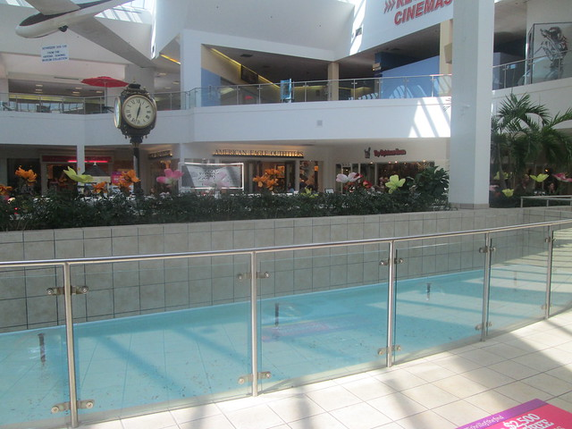 Arnot Mall Food Court