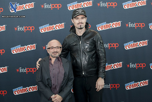 Lost Girl Press Panel - NYCC 13