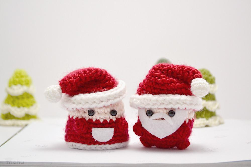 Santa Claus Amigurumi Crochet Pattern | 667x1000