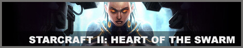 IGA Template Starcraft II Heart of the Swarm