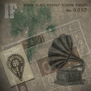 iF : Two Brothers Third Class Ticket