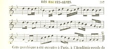 """British Library digitised image from page 623 of """"Histoire, antiquités, ... des Hautes-Alpes [By the Baron de Ladonne.]"""""""