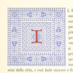 """British Library digitised image from page 273 of """"Storia del Palazzo Vecchio in Firenze. (Armi, stemmi e insegne dei quartieri e sestieri della Repubblica Fiorentina.)"""""""