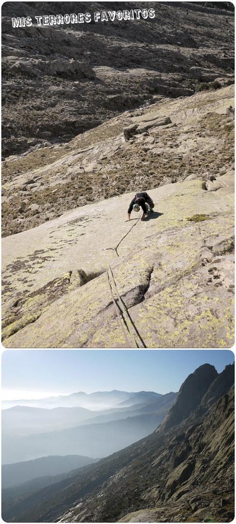 PITARRA`S TEAM 400 m 6b - PAREDE DE LA TROCHA DE LAS CAGÁS- TOROZO