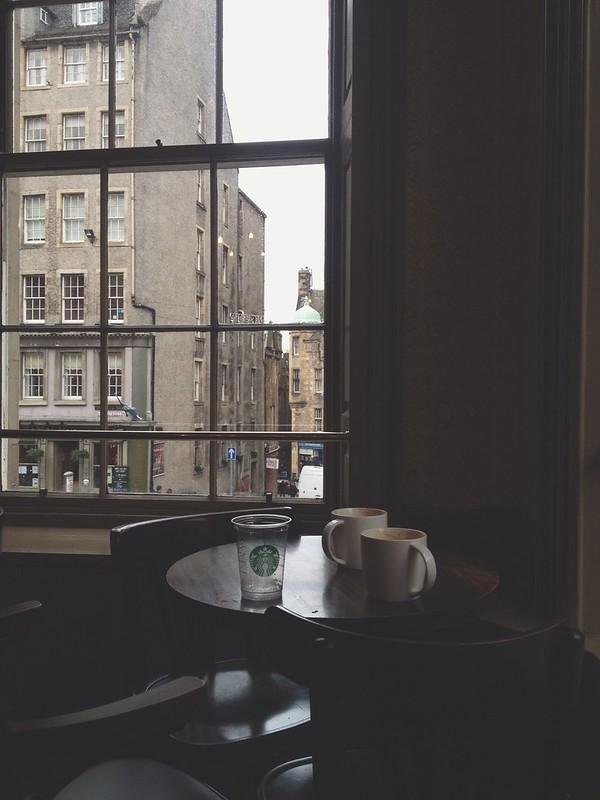 Starbucks Royal Mile, Edinburgh