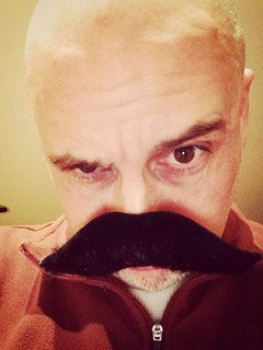 Day 355 of 365 - Freaky'stache!