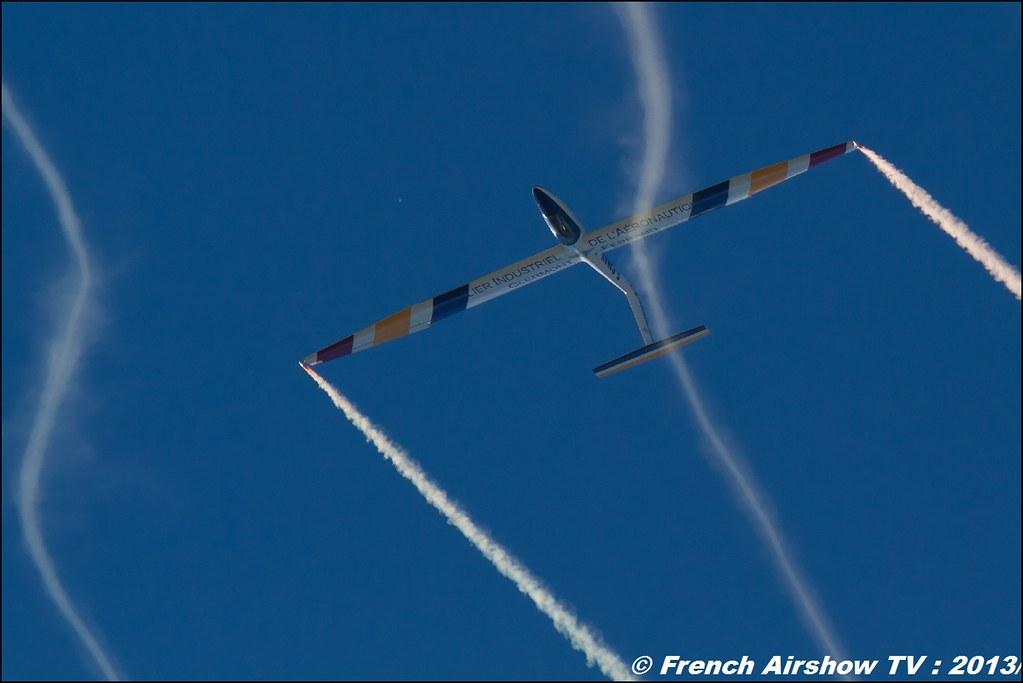 Pilatus B4, Denis HARTMANN ,60 ans Patrouille de France, Meeting Aerien 2013