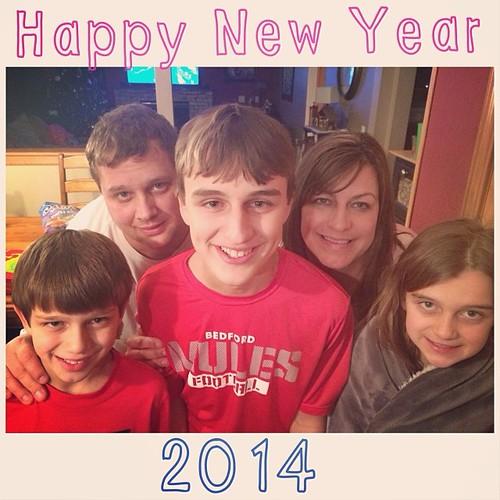 Happy 2014!!