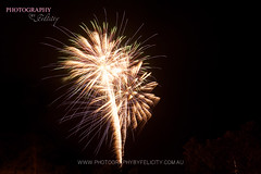 31.12.2013 ~ Fireworks ~ Cotton Tree, Sunshine Coast