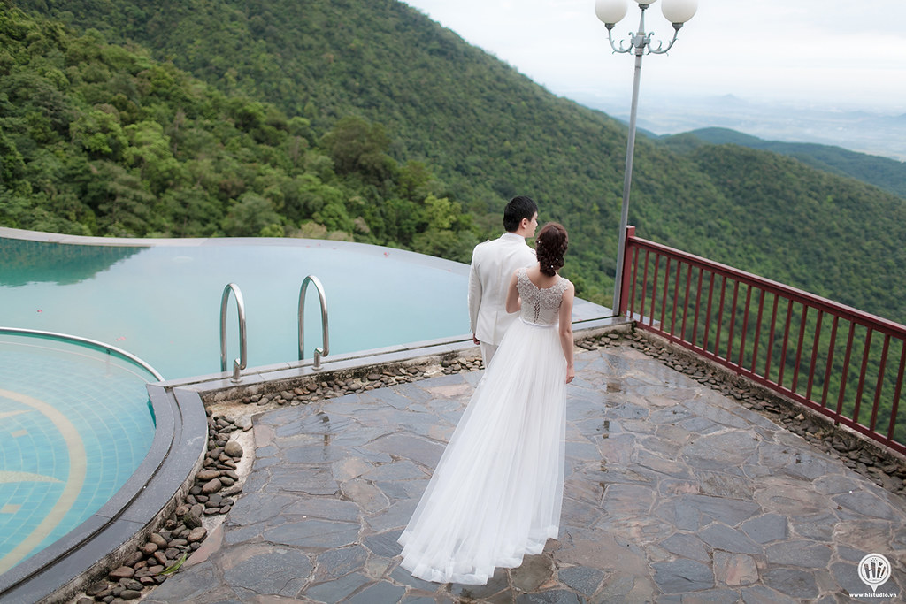 Ảnh cưới Tam Đảo - Vương Hà