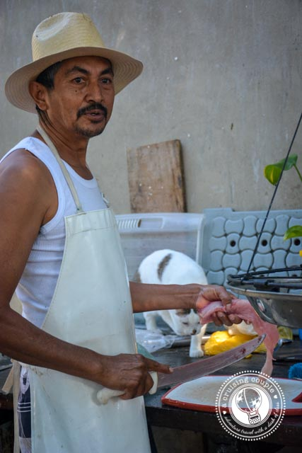 A Preview of Life in San Pancho, Mexico - Martin the Fishman
