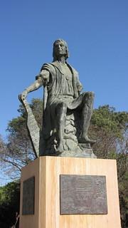 pomnik Krzysztofa Kolumba w La Rabida