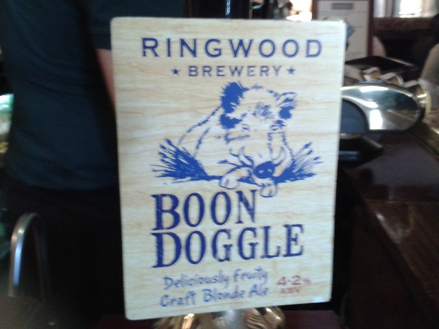 Ringwood Brewery, Boon Doogle Ale