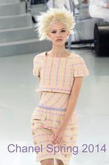 inspiration, catwalk, Chanel, Burda, burda 112 02/2014, bouclé, raglan sleeve