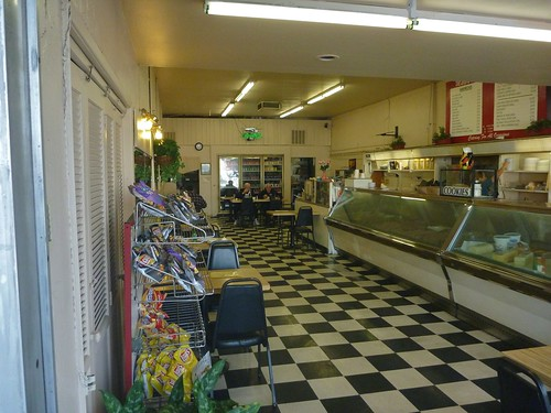 Marv's Deli Interior - Photo by Keith Valcourt