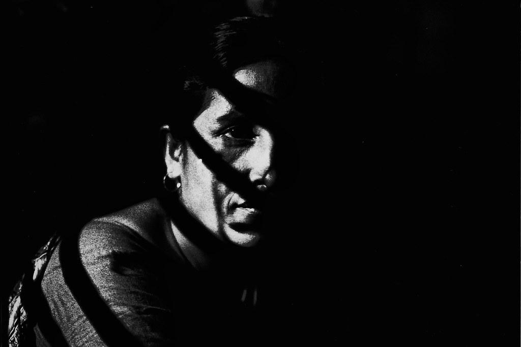 Champa Naxalite leader 1994
