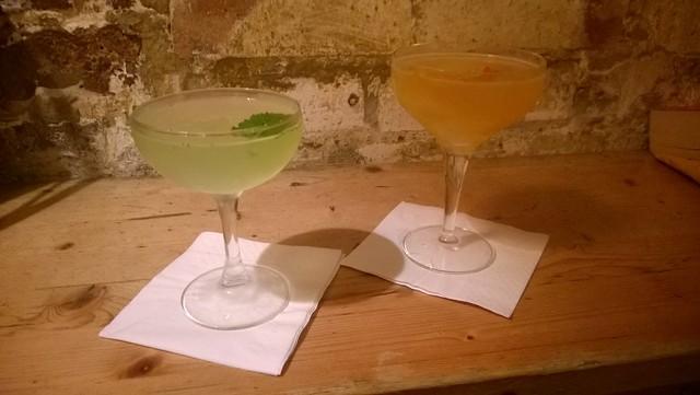 Cocktails at Casita