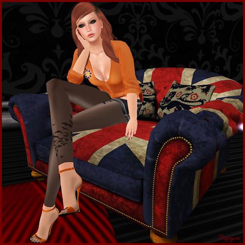 So British... by ♥Caprycia♥